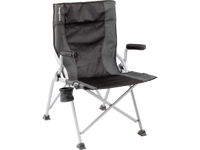 Brunner Raptor Enduro Campingstol, grey/black